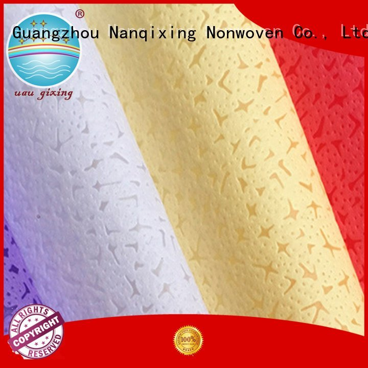 Non Woven Material Wholesale fabric Nanqixing Brand