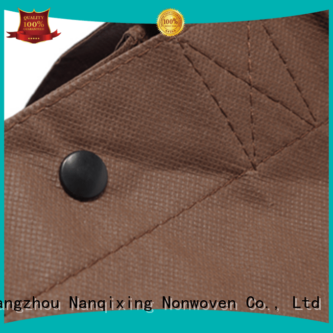 Nanqixing quality non woven fabric bags used good