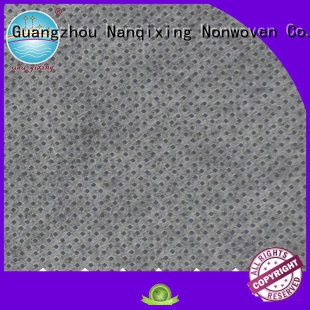 Nanqixing Non Woven Material Wholesale 100 high nonwoven soft