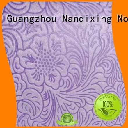 Non Woven Material Wholesale factory Nanqixing Brand