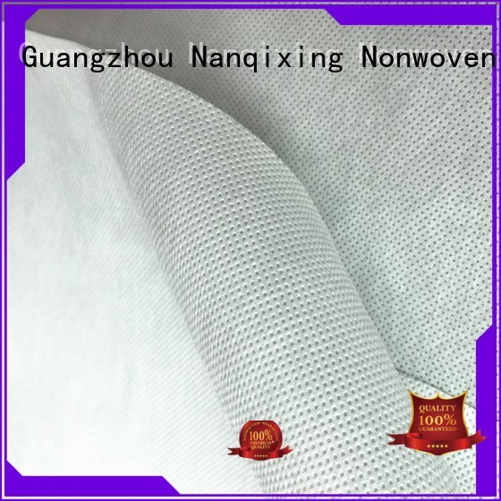 upholstery high non woven fabric products Nanqixing manufacture