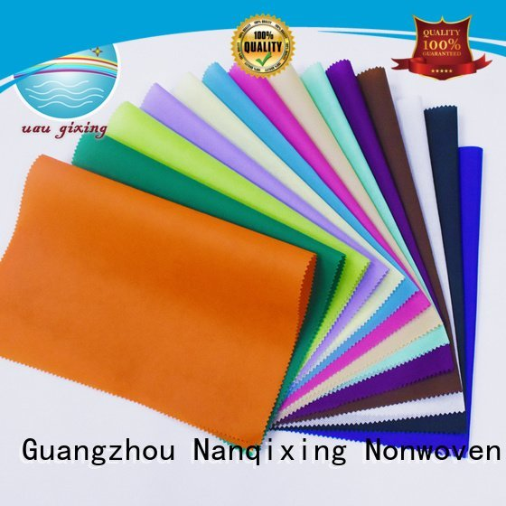Nanqixing Non Woven Material Suppliers calendered good pp medical