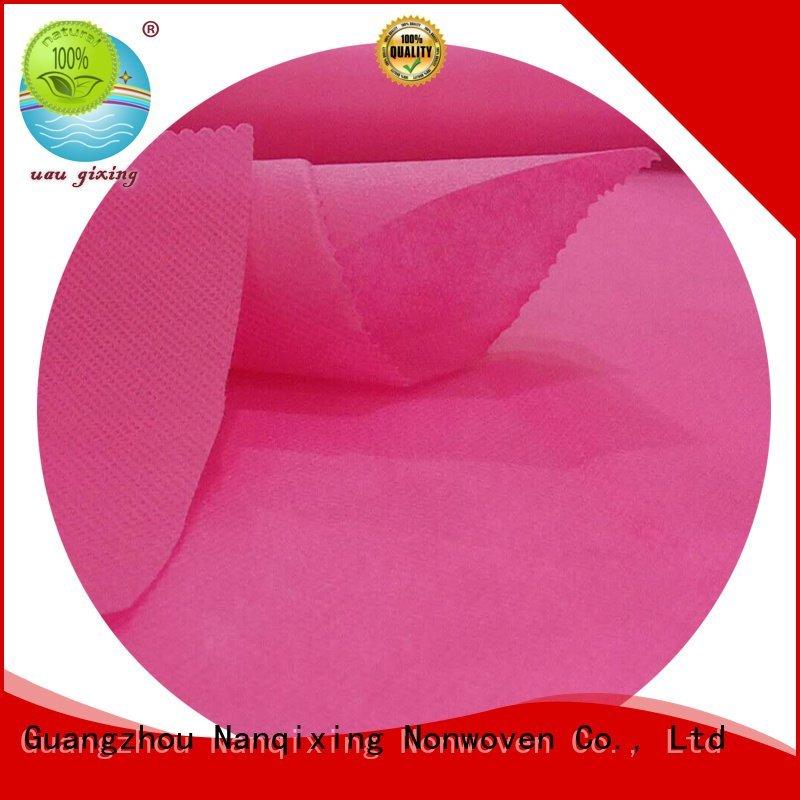 Nanqixing with non woven fabric bags making pp