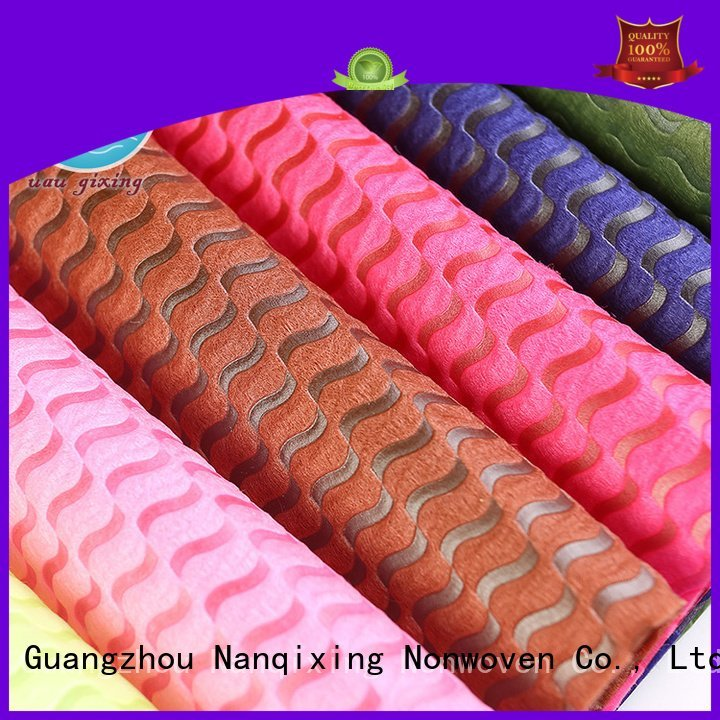 Nanqixing Brand polypropylene Non Woven Material Suppliers