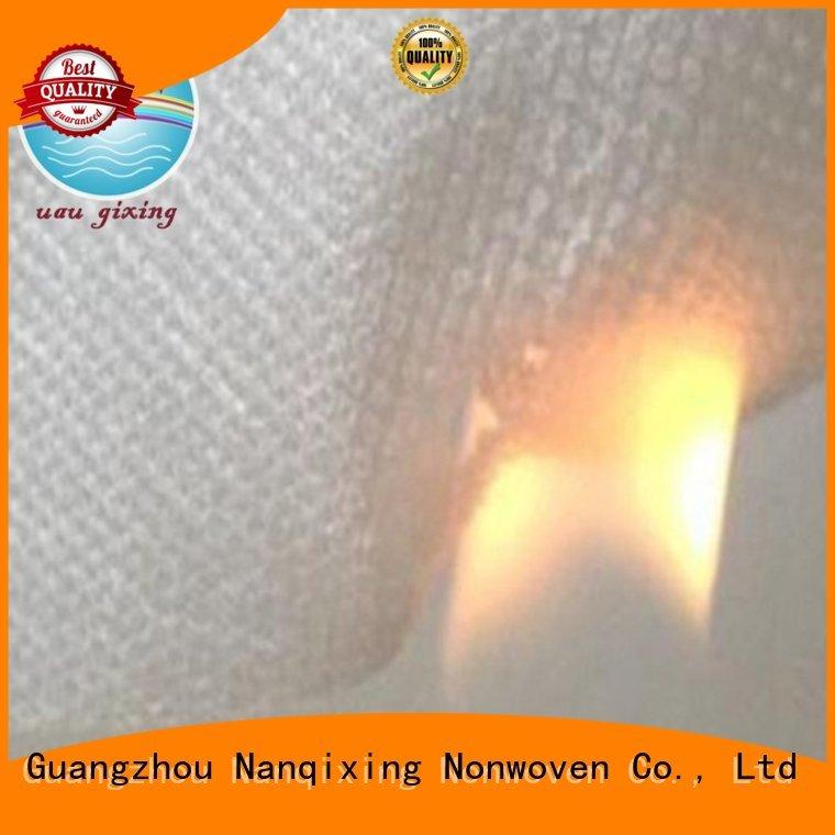 spunbond high furniture pp spunbond nonwoven fabric nonwoven Nanqixing Brand
