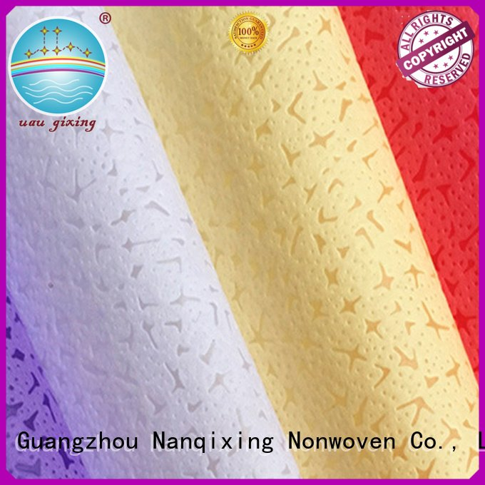 Hot Non Woven Material Wholesale polypropylene Non Woven Material Suppliers textile Nanqixing