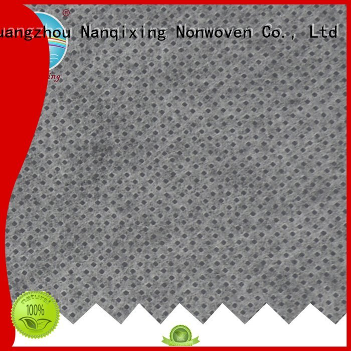 Nanqixing Brand usages Non Woven Material Wholesale soft virgin