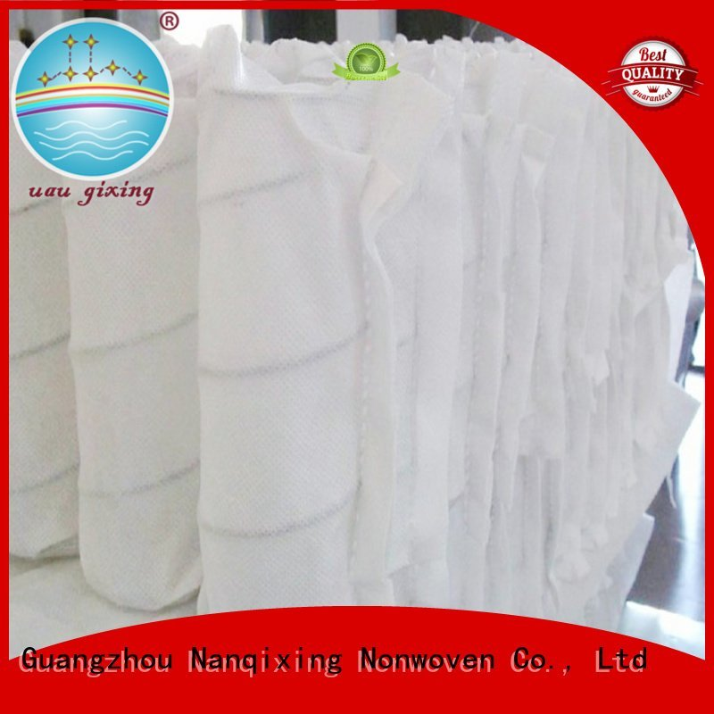 tensile nonwoven Nanqixing pp spunbond nonwoven fabric