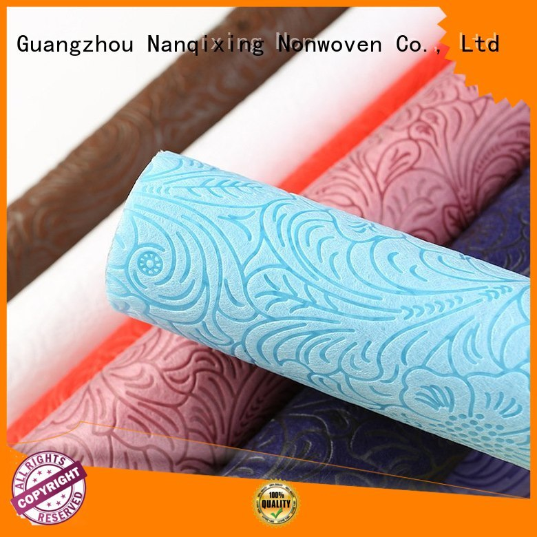 Nanqixing Brand usage Non Woven Material Suppliers various factory