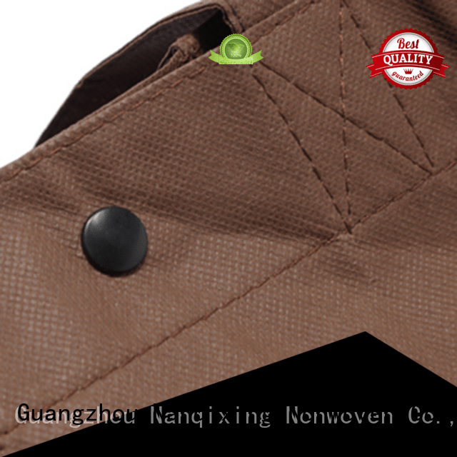 roll non woven fabric bags Nanqixing laminated non woven fabric manufacturer