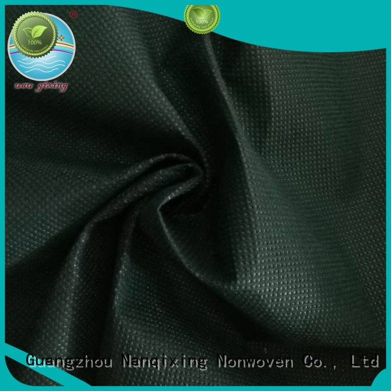 Nanqixing Brand pp Non Woven Material Wholesale different tensile
