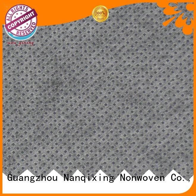 Nanqixing Brand direct price Non Woven Material Wholesale nonwoven sale