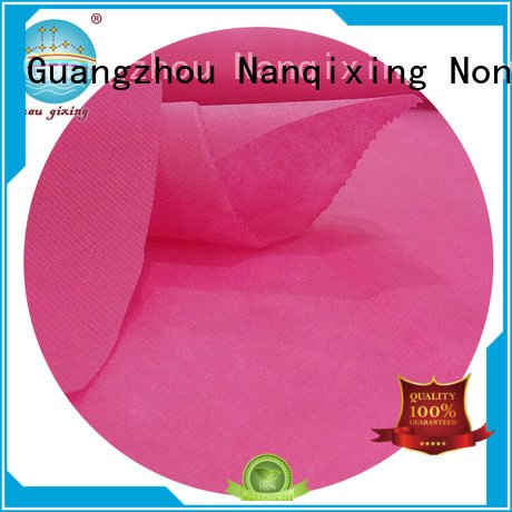 laminated non woven fabric manufacturer roll non small woven Nanqixing