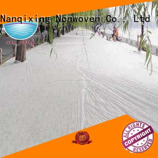 Hot best price weed control fabric nonwoven vegetables making Nanqixing Brand