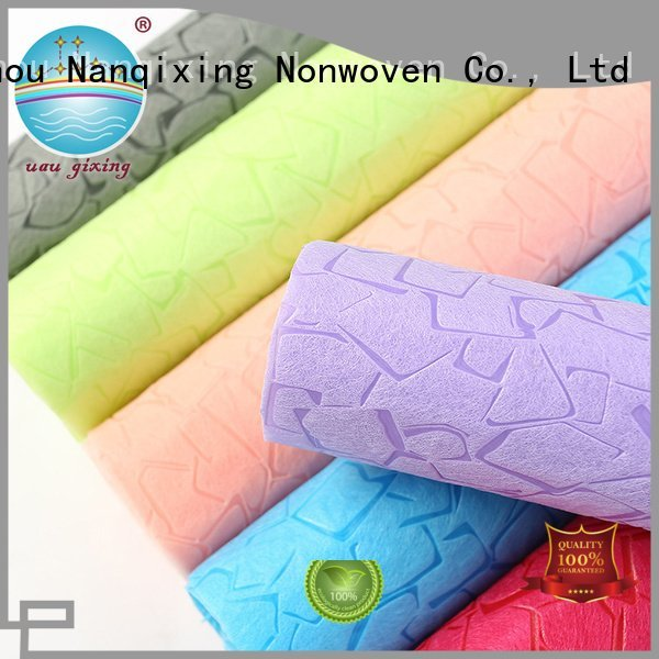 Nanqixing Brand virgin textile Non Woven Material Wholesale factory sale
