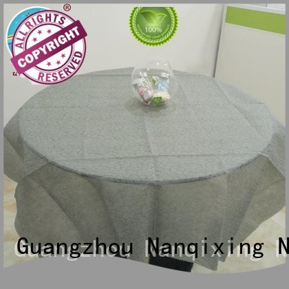 beautiful patterns non woven fabric for sale Nanqixing