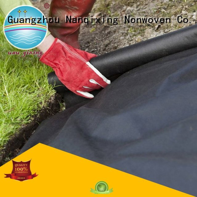 vegetables bags black Nanqixing best price weed control fabric