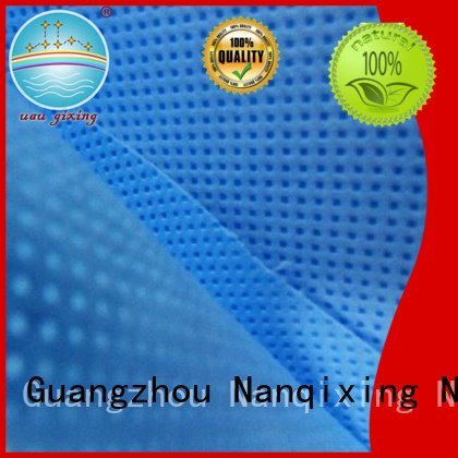 biodegradable Non Woven Material Suppliers usages calendered Nanqixing