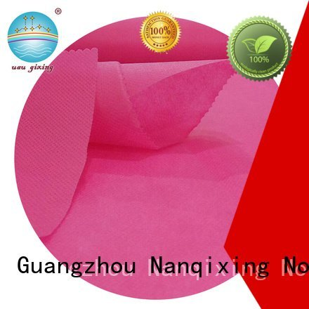 Nanqixing Brand non bags laminated non woven fabric manufacturer good making