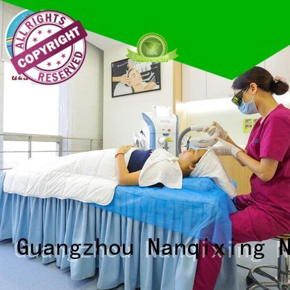 medical nonwovens nonwoven flat non woven medical products Nanqixing Warranty