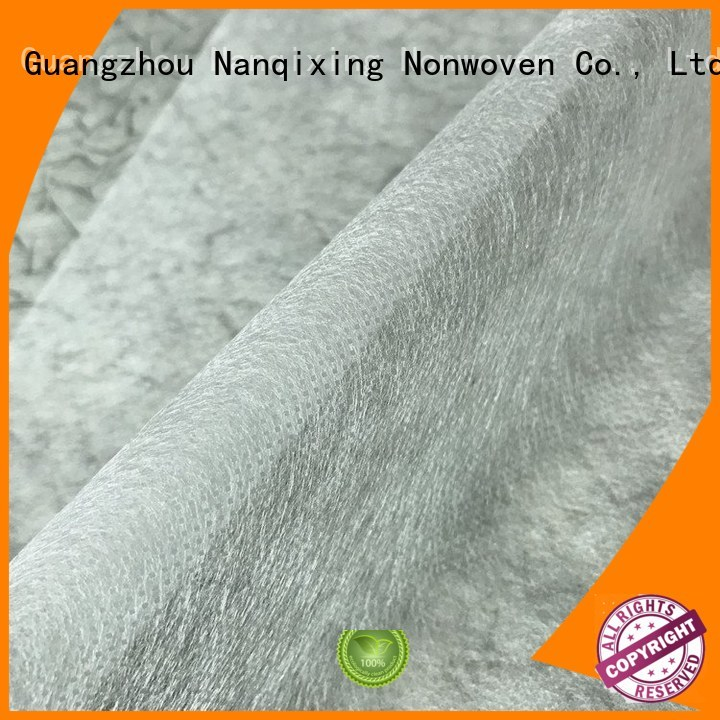Nanqixing Brand good various nonwoven non Non Woven Material Suppliers