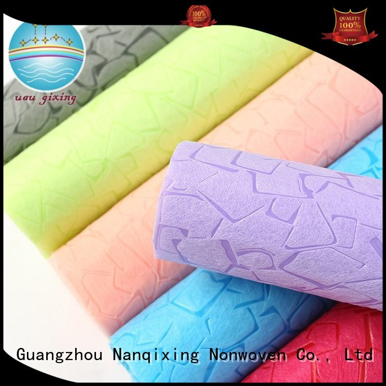 usages designs different Nanqixing Brand Non Woven Material Wholesale manufacture