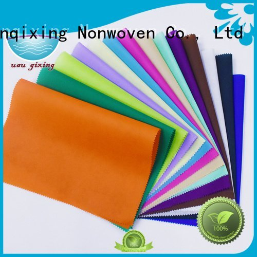 Nanqixing Non Woven Material Wholesale applications direct spunbond