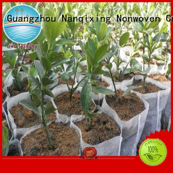 best price weed control fabric black plant best weed control fabric Nanqixing Warranty