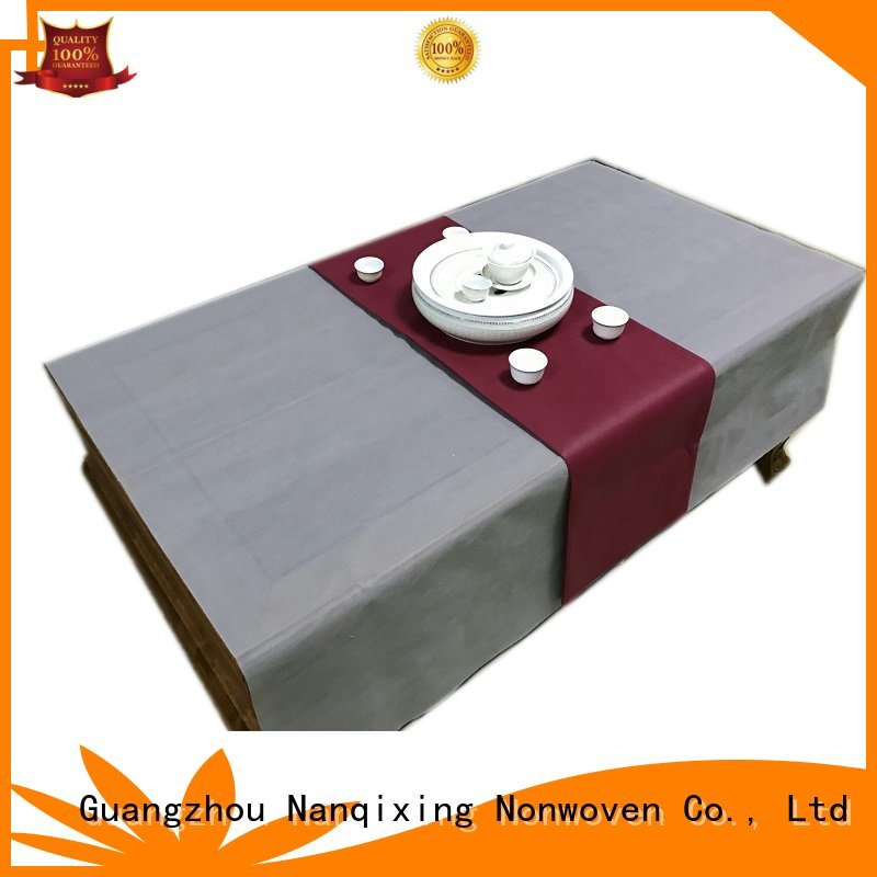 Hot disposable non woven fabric for sale pp Nanqixing Brand