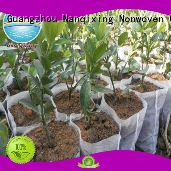 Quality Nanqixing Brand best price weed control fabric antiuv