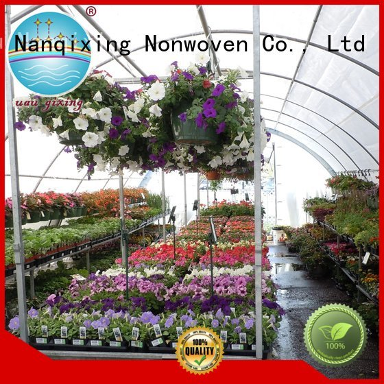 OEM best weed control fabric making greenhouse best price weed control fabric