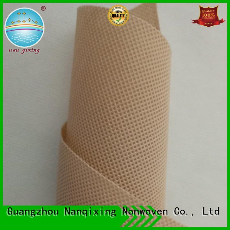 Nanqixing Brand soft price nonwoven Non Woven Material Suppliers smsssmms