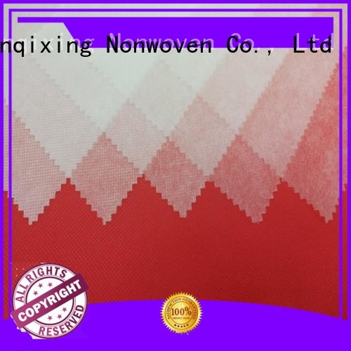 tensile bedding upholstery supplier Nanqixing pp spunbond nonwoven fabric