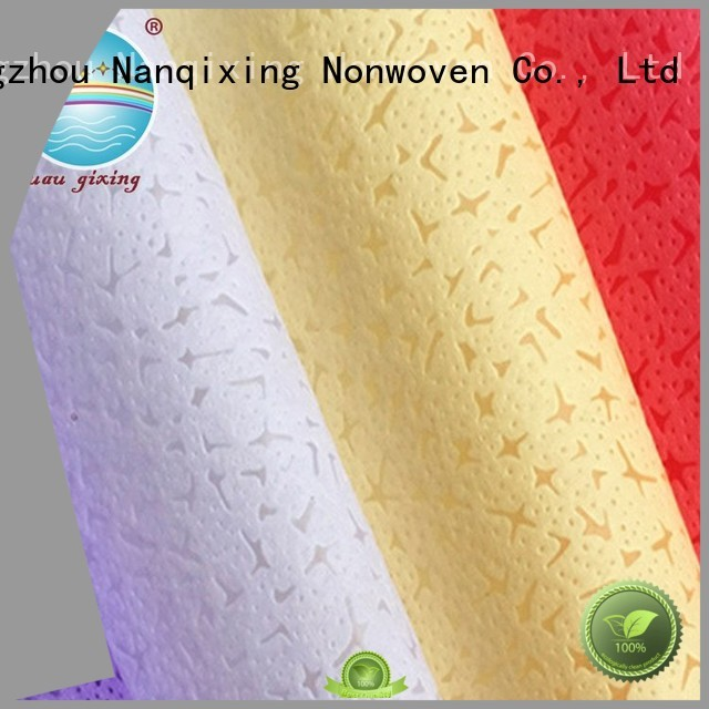 good nonwoven medical Nanqixing Brand Non Woven Material Wholesale manufacture