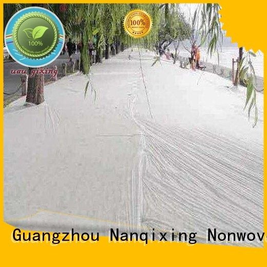 Hot best price weed control fabric making Nanqixing Brand