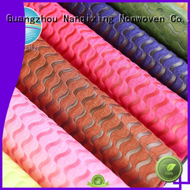 tensile applications calendered Non Woven Material Suppliers Nanqixing