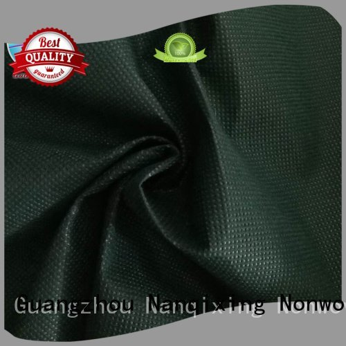 100 soft tensile direct Nanqixing Non Woven Material Wholesale