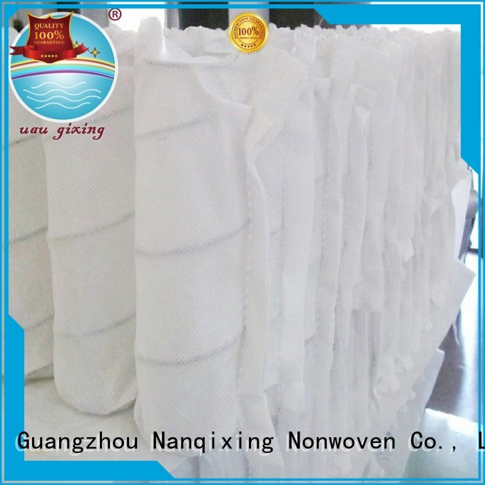 non woven fabric products bedding high pp spunbond nonwoven fabric nonwoven Nanqixing Brand