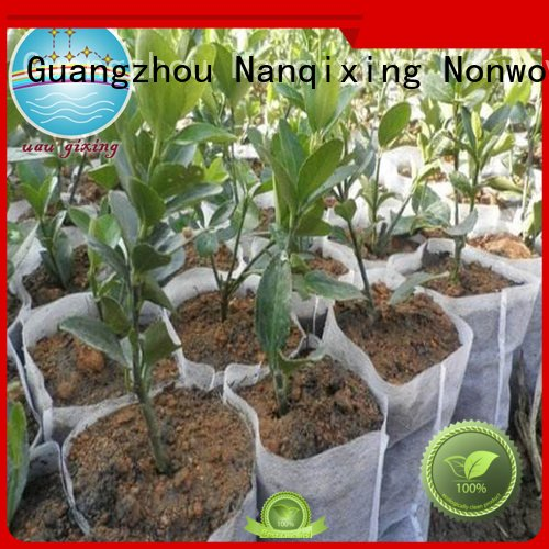 cover durable nonwoven friuts Nanqixing best price weed control fabric