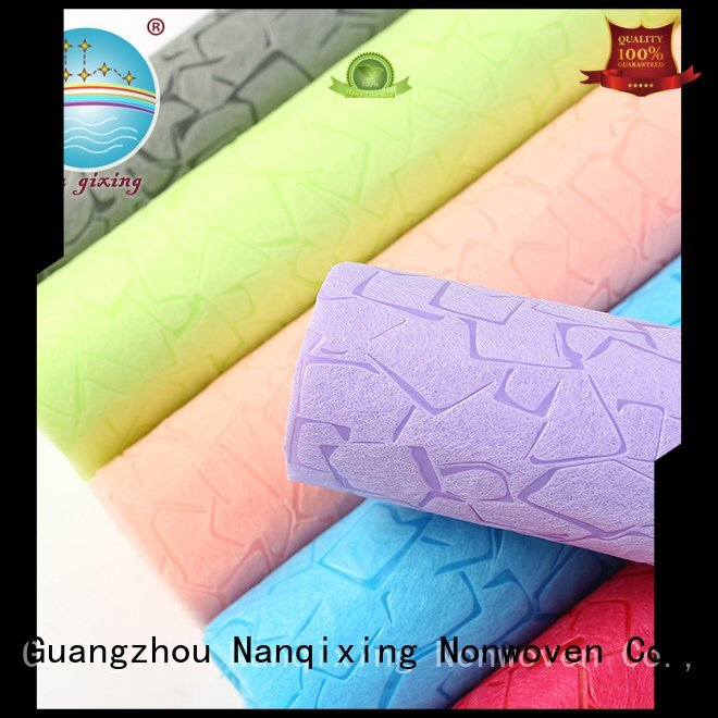 Nanqixing Brand sale Non Woven Material Wholesale non customized