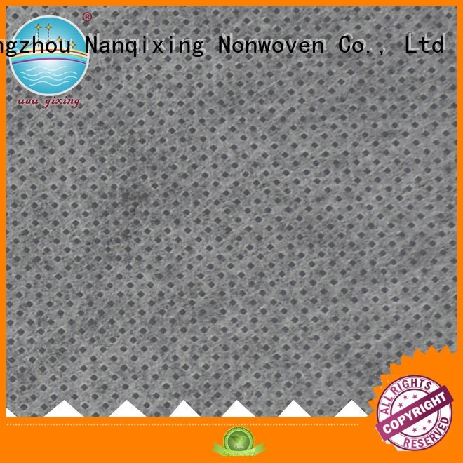 Non Woven Material Wholesale calendered textile applications printing Nanqixing