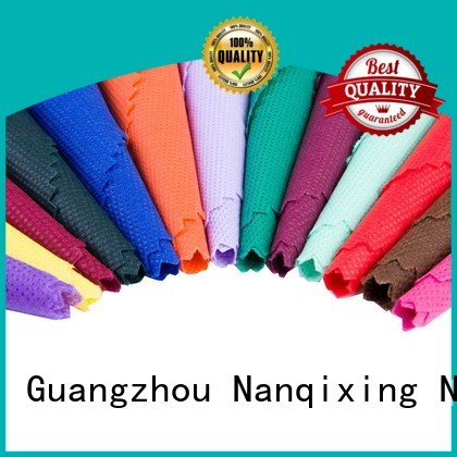 fabric Non Woven Material Suppliers for Nanqixing company