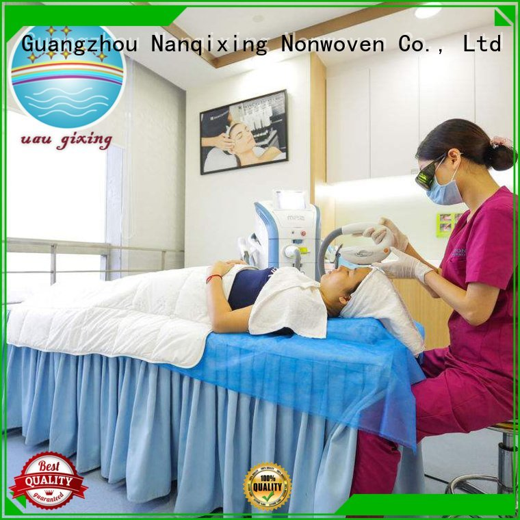 Quality medical nonwovens Nanqixing Brand hygenie non woven medical products