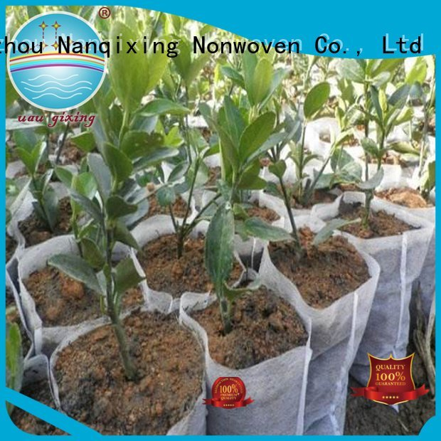 Nanqixing best price weed control fabric vegetables ecofriendly nonwoven