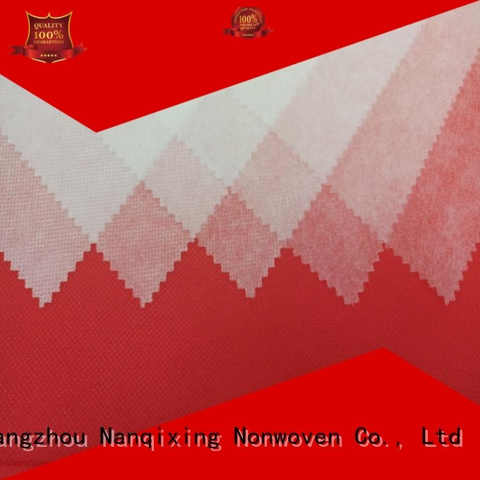 high supplier tensile pp spunbond nonwoven fabric Nanqixing