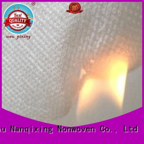 pp pp spunbond nonwoven fabric furnishings nonwoven Nanqixing