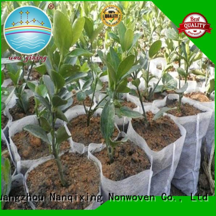 best price weed control fabric pp nonwoven Warranty Nanqixing
