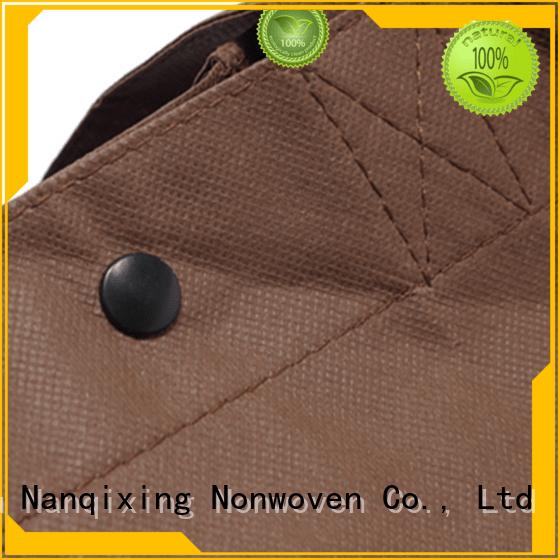non width rolls non woven fabric bags Nanqixing
