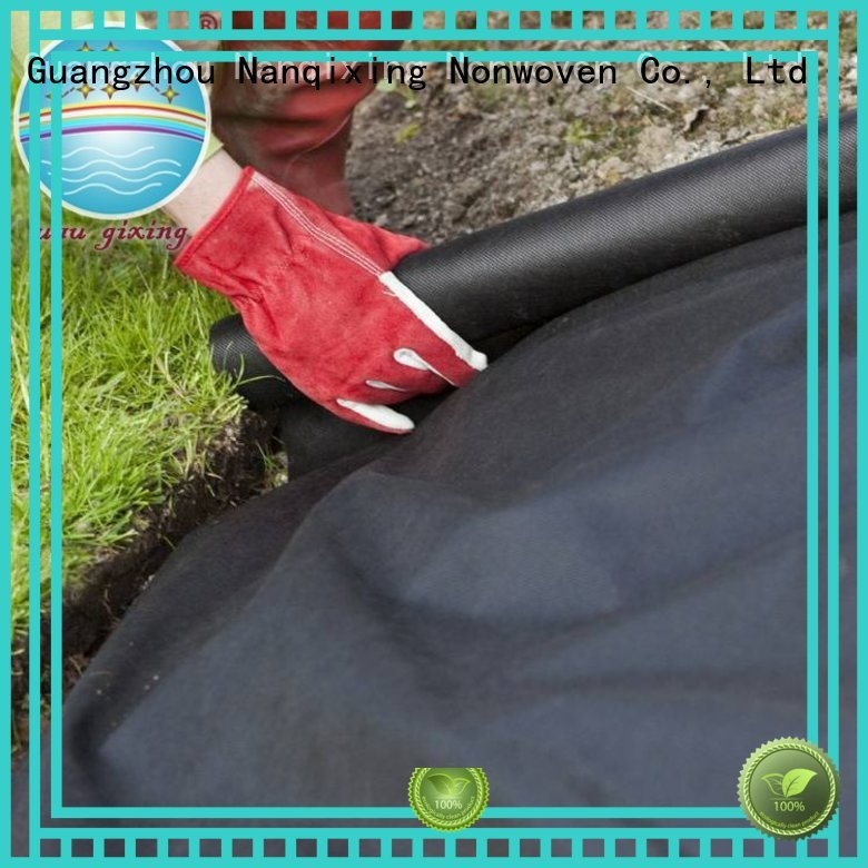Nanqixing Brand durable ecofriendly best weed control fabric manufacture