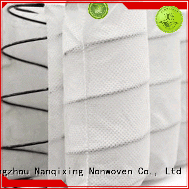 non woven fabric products pp pp spunbond nonwoven fabric tensile Nanqixing